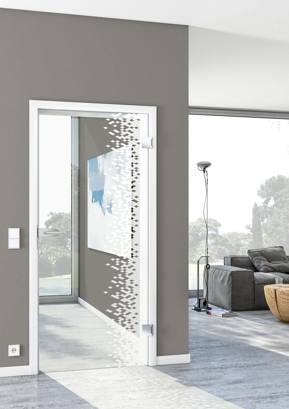 Tegethoff Treppenbau – HUGA Glastüren