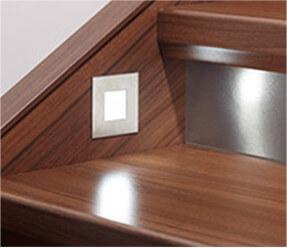 Lichtsysteme für Ihre Treppen
