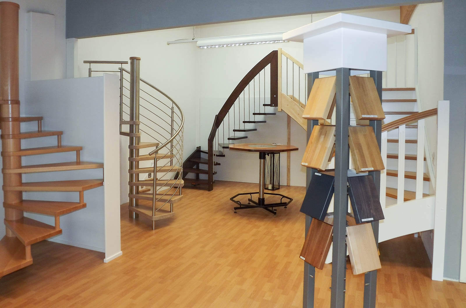 Treppenausstellung in Bochum